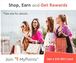 make money online paypal rewards with MyPoints