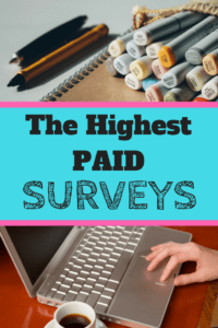 Paid Survey Sites. Awesome high paying free survey sites to make extra money online! Thanks so much for posting these survey sites. I LOVE Survey Momma and Survey Junkie. Keep up the awesome posts!