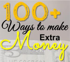 Ways To Make $100 in Under 7 Days