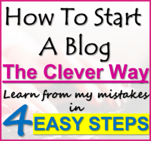 How To Make Money Online and a clever way to start a blog!