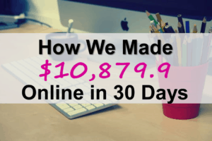 online income report