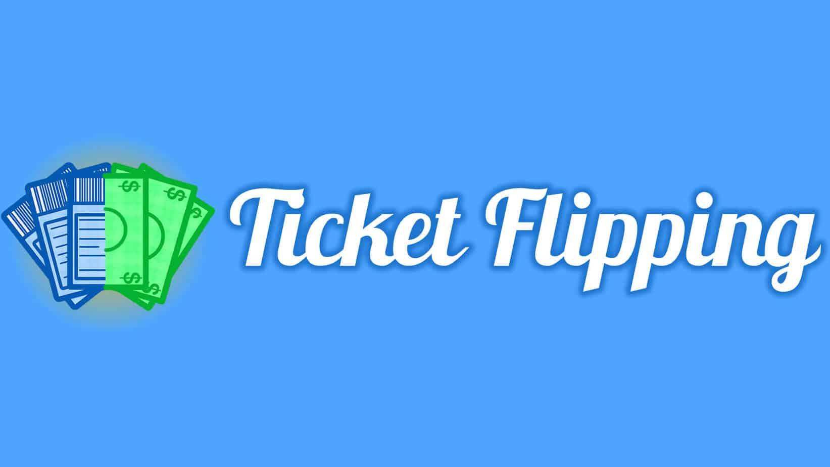 Ticket flipping on Ticketmaster